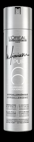 Loreal Infinium Pure - Лак без запаха экста-сильной фиксации 4