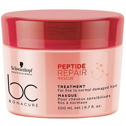 BC Peptide Repair Rescue - Маска для волос, 200мл