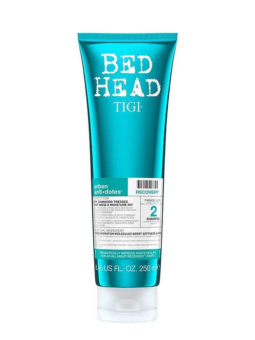 TIGI BED HEAD Urban Anti+Dotes 2 RECOVERY - Шампунь для поврежденных волос 250мл