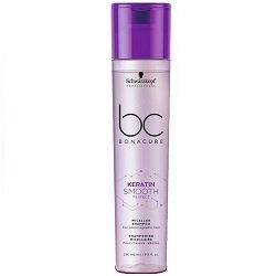 BC Keratin Smooth Perfect Micellar Shampoo - Мицеллярный шампунь, 250мл