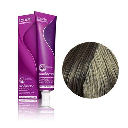 Londa - Стойкая крем-краска Londacolor блонд пепельный 7/1 60ml