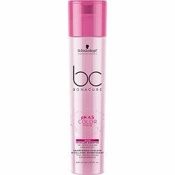 BC pH 4.5 Color Freeze Gold Shimmer Micellar Shampoo - Золотистый шампунь,250мл