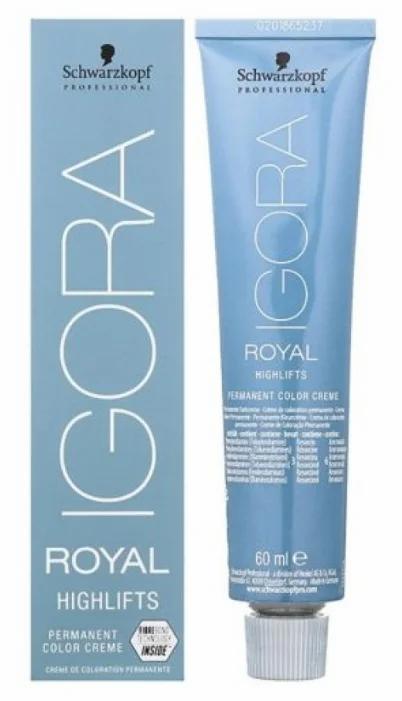 Igora Royal Highlifts - Краска для волос 10-21 экстра светлый блонд пепельный