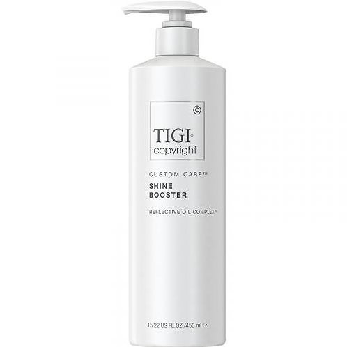 TIGI COPYRIGHT Custom Care Shine Booster - Крем-бустер усиливающий блеск, 450мл
