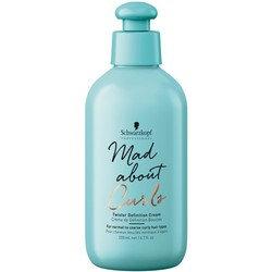 Mad About Curls Twister Definition Cream - Крем для волос, 200 мл