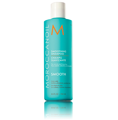 Moroccanoil Smoothing - Разглаживающий шампунь, 250мл