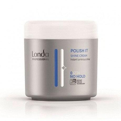 Londa Polish It - Крем-блеск для волос, 150мл