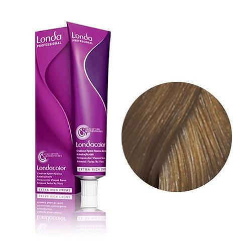Londa - Стойкая крем-краска Londacolor блонд коричнево-пепельный 7/71 60ml