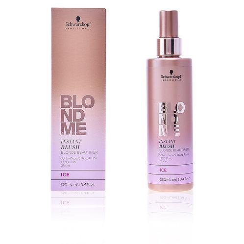 BlondMe Instant Blushes - Тонирующие спрей Ice, 250мл