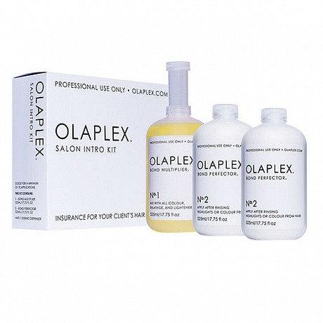 Olaplex Salon Intro Kit - Набор для салонного ухода, 3*525ml