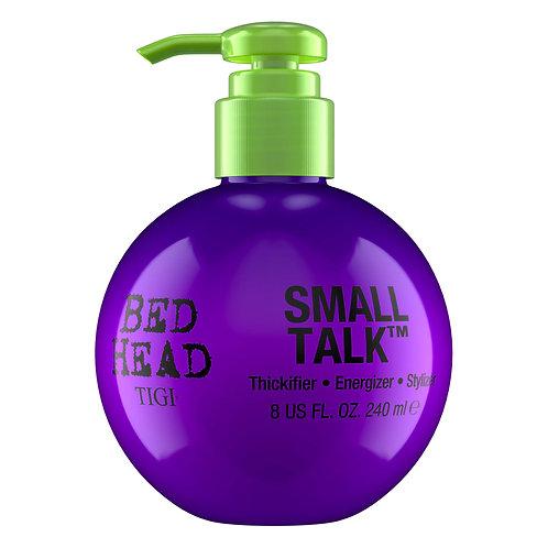 TIGI BED HEAD SMALL TALK - Текстурирующее ср-во 3 в 1 для создания объема 200мл