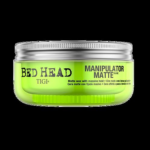 TIGI BED HEAD MANIPULATOR MATTE - Матовая мастика для волос, 56.7гр