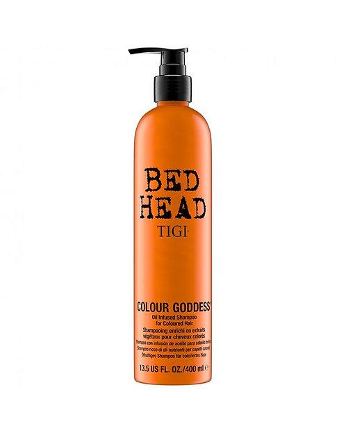 TIGI BED HEAD Colour Goddes - Шампунь для окрашенных волос, 400мл