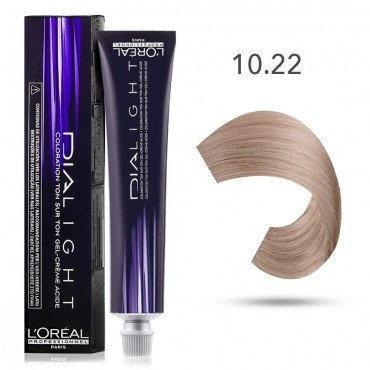 Loreal Dia Light - Краска для волос №10.22 молочный коктейль глубокий перламутр