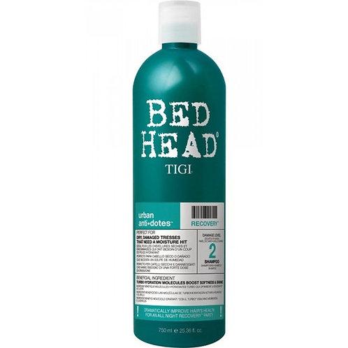 TIGI BED HEAD Urban Anti+Dotes 2 RECOVERY - Шампунь для поврежденных волос 750мл