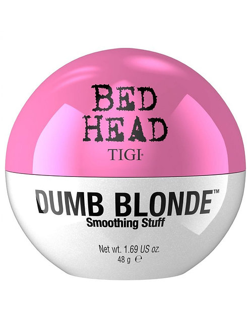 TIGI BED HEAD DUMB BLONDE - Текстурирующий крем для укладки волос, 50мл