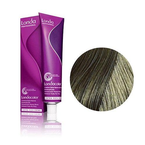 Londa - Стойкая крем-краска Londacolor Tемный блонд пепельный 6/1 60ml