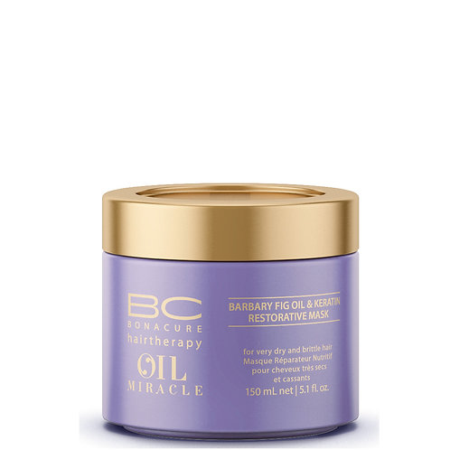 BC Barbary Fig Oil & Micro Keratin Restorative Mask 150 ml