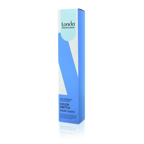 Londa  Color Switch - Краска оттеночная для волос, CRUSH! голубой, 80 мл