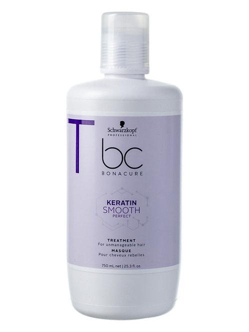 BC Keratin Smooth Perfect Treatment - Маска для гладкости волос, 750мл