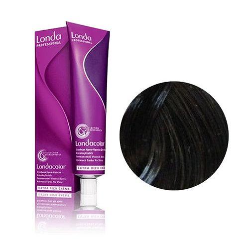 Londa - Стойкая крем-краска Cветлый шатен интенсивно-коричневый 5/77 60ml