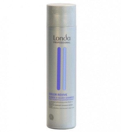 Londa Color Revive Blonde & Silver - Шампунь для светлых оттенков волос, 250мл