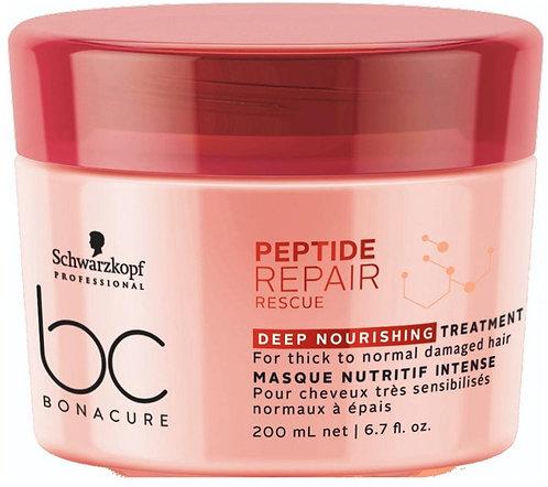 BC Peptide Repair Rescue Treatment - Интенсивная Питательная Маска, 200мл