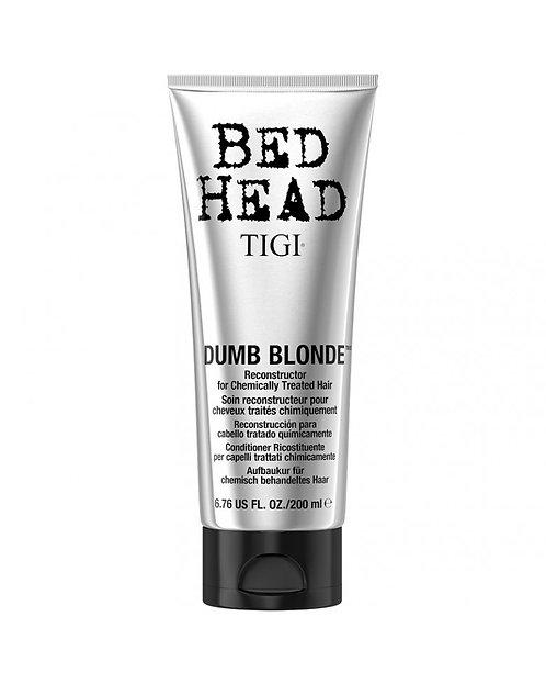 TIGI BED HEAD Dumb Blonde - Кондиционер маска для блондинок, 200мл