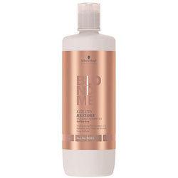 BlondMe Keratin Restore Shampoo - Шампунь кератиновое восстановление, 1000мл