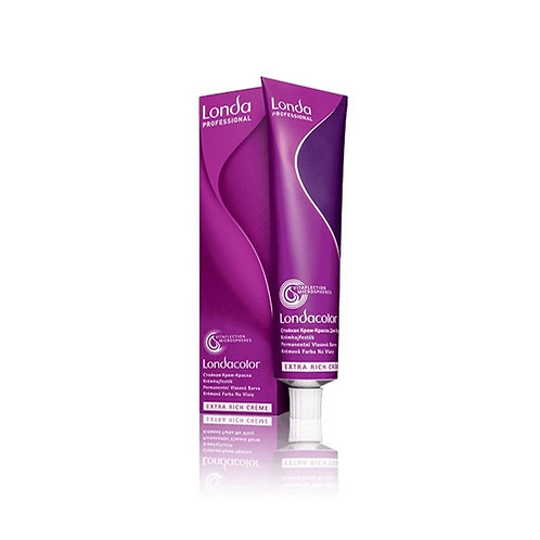 Londa - Стойкая крем-краска Londacolor светлый блонд натуральный 8/ 60ml