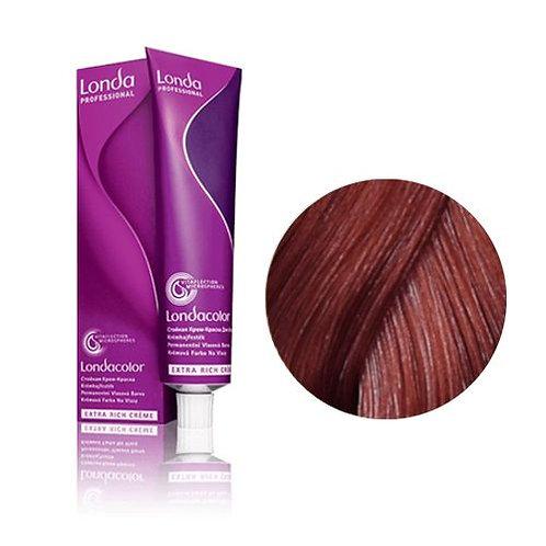 Londa - Стойкая крем-краска Londacolor блонд медно-пепельный 7/41 60ml