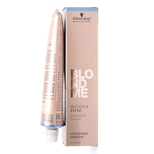 BLONDME Bleach & Tone - Нейтрализующий крем, 60мл