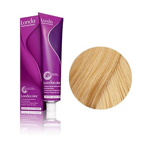 Londa - Стойкая крем-краска Londacolor яркий блонд золотистый 10/13 60мл