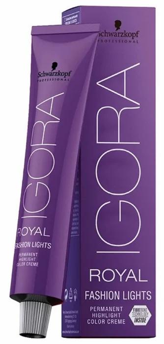 Igora Royal Fashion Lights - Краска для волос L-44 Бежевый экстра, 60мл