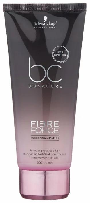 BC Fibre Force Fortifying Shampoo - Бессульфатный шампунь, 200мл