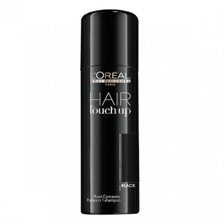 Loreal HAIR Touch Up Консилер для вoлос Черный, 75мл