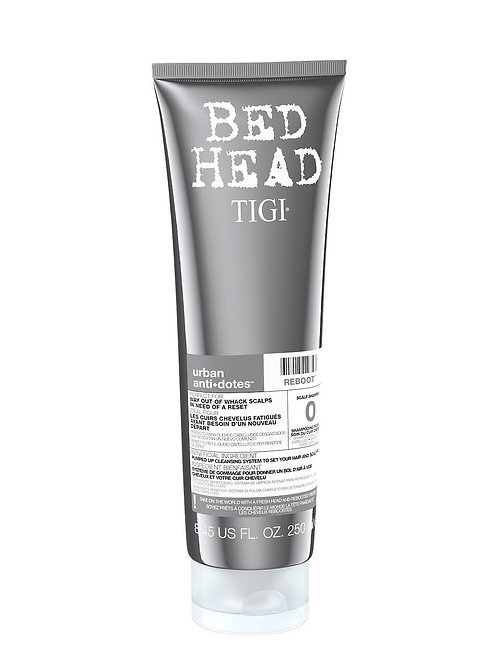 TIGI BED HEAD Urban Anti+Dotes REBOOT - Шампунь детокс, 250мл
