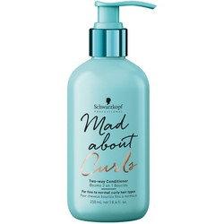 Mad About Curl Conditioner - Кондиционер для тонких и нормальных волос,250мл