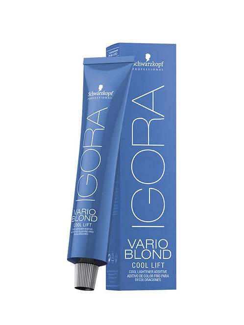 Igora Vario Blond - Тонер-аддитив , Cool Lift 60мл