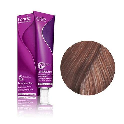 Londa - Стойкая крем-краска Londacolor блонд коричнево-красный 7/75 60ml