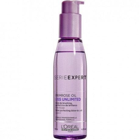 L'Oreal Liss Unlimited  -Термозащитное масло-сияние, 125мл