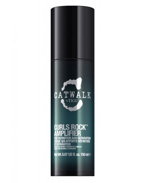 TIGI CATWALK CURLS ROCK AMPLIFIER - Дефинирующий крем для вьющихся волос, 150мл