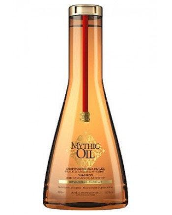 L'Oreal Mythic Oil - Шампунь для плотных волос, 250мл