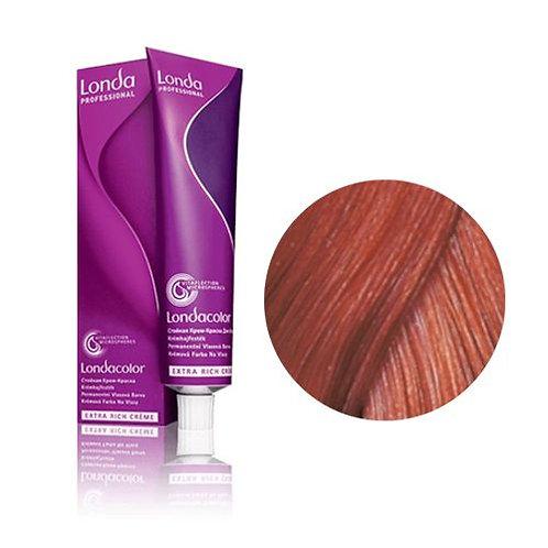 Londa - Стойкая крем-краска Londacolor Tемный блонд медный 6/4 60ml