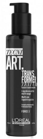 Loreal Tecni Art Transformer - Универсальная жидкая паста для волос 150ml