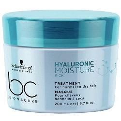 BC Hyaluronic Moisture Kick Treatment - Маска, 200 мл