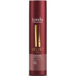Londa Velvet Oil - Кондиционер с аргановым маслом, 250 мл