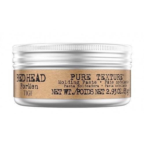 TIGI BED HEAD for MEN PURE TEXTURE - Моделирующая паста для волос, 83гр