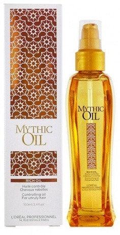 L'Oreal Mythic Oil - Масло дисциплинирующее для непослушных волос, 100ml
