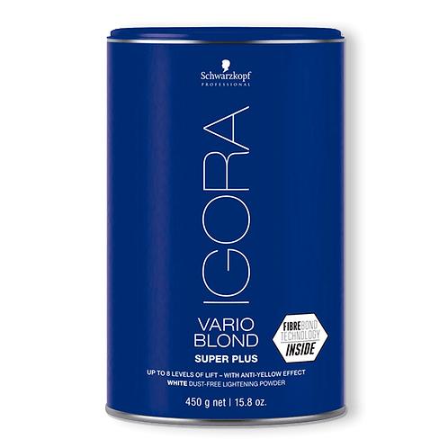 Igora Vario Blond - Обесцвечивающий порошок Super plus, 450гр